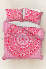 Indian elephant mandala duvet cover bedding set full comforter cover pillowcase