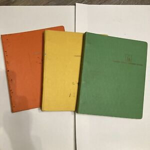 Famous Artists Cartoon Course, 1965 Courses 1- 24, Three Binders