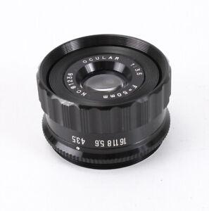 50MM 50/3.5 OCULAR FOR ENLARGING (SOME DUST, DEBRIS)/209738