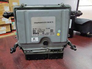 08 MERCEDES C300 3.0L W204 ECU ENGINE COMPUTER MODULE OEM A2721500079