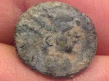 268-270 AD Ancient Roman Emperor Claudius Gothicus II Copper Quadrans coin Z24