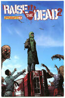 RAISE the DEAD 2 #1 2 3 4, NM-, Undead, Walking Dead, 2010,Zombies,more in store