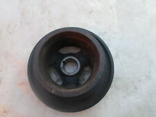 BMW E46 325i Essence 2004 crank shaft Bas Poulie
