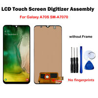 "6.5"" LCD Touch Screen No Fingerprint & Frame For SAMSUNG Galaxy A70S SM-A7070"