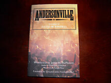 Andersonville Screenplay by David W. Rintels Inscribed and Signed W/Letter