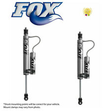 "Fox Remote Reservoir Shocks Front 4-6"" lift Kit for 01-10 Chevy Silverado 2500HD"
