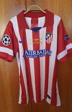 Camiseta oficial match worn Atlético Madrid 2014 Diego Costa Final Champions