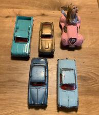 5 X DIECAST Dinky & Corgi Toys incluso James Bond Aston Martin