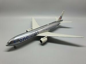Gemini Jets 1:200 American Airlines Boeing 777-200ER Oneworld Reg: N791AN rare