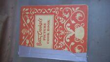 Betty Crocker's Picture CookBook 1950 1ST  EDITION HC RARE 5-ring binder