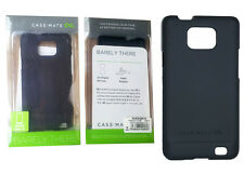 Original Case-mate Barely There Funda Rígida Estuche Para Samsung Galaxy S2 I9100