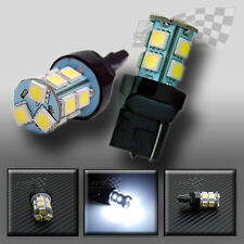 2 x T20 W21 / 5 W 580 7440 13 SMD Cuneo FIT BIANCO Indicatore Side Tail LAMPADINE