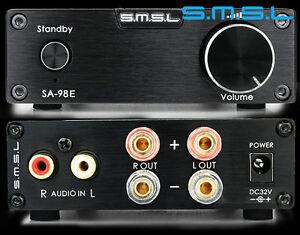SMSL SA-98E TDA7498E Big Power HIFI Digital Amplifier+36V5A Power Supply B