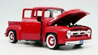 1956 FORD F-100 PICKUP RARE 1:24 SCALE DIORAMA DIECAST MODEL CAR