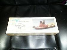 Very Old Rare Woodkafter Tugboat kit model  New