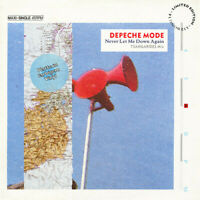 12 45 LMT EDT Depeche Mode Never Let Me Down Again Tsangarides Mix Grey Marbled