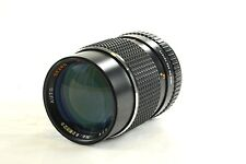 X685 - Sears MC 135mm f/2.8 Pentax PK Manual Focus Lens -Very Good