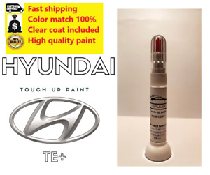 HYUNDAI FACTORY OEM TOUCH UP PAINT PEN WITH BRUSH OEM COLOR CODED S3