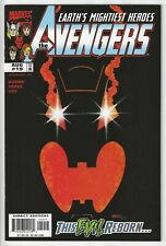 AVENGERS #19 (1998) ~ NM/MINT 9.8 : SEND THIS BOOK TO CGC!