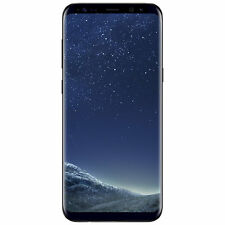 "Samsung Galaxy S8+ Android 4G LTE SIM Free 64GB 6.2"" Black Smartphone (ML1877"