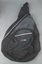 Leeds Backpack eBay Logo Black