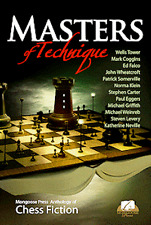 Masters of Technique. Chess fiction short stories. BOOK