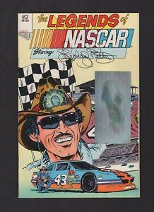 The Legends of NASCAR #2 Starring RICHARD PETTY 1990 Vortex Comics