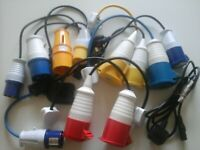 """PAT TEST LEADS & EQUIP"""" all you need to do the job ;;SPARKYDEALS;;SEE ADD!!!"""