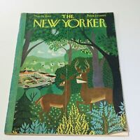 The New Yorker: May 26 1962 - Full Magazine/Theme Cover Charles E. Martin