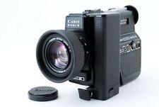 🌟 Near Mint 🌟 Canon Canosound 514 XL-S Super8 8mm Film Movie Camera from Japan
