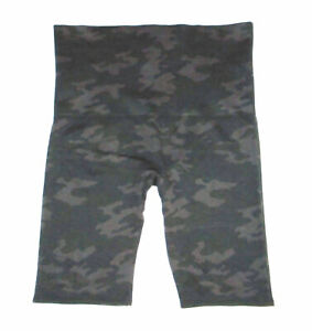 SPANX Compression Shapewear CAMO Shorts LOOK AT ME NOW Bike Camouflage NEW XL