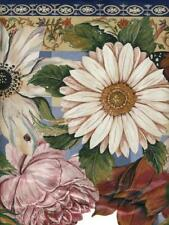 Tracey Porter Floral Sculptured Wallpaper Border
