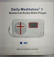 Daily Meditation 1 Nlt Audio Bible Player - Nlt Electronic Bible