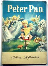 Barrie Peter Pan Ariston Il giardino 1964 versione ridotta Sergio Franchini