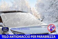 Telo anti ghiaccio brina gelo per auto parabrezza neve protezione proteggi vetro