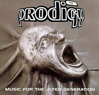 "The Prodigy : Music for the Jilted Generation Vinyl 12"" Album (1994) ***NEW***"