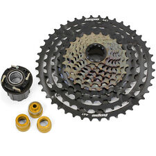 Hope Cassette 11 Speed 10-48T w/ Pro 2 Evo Freehub Body Conversion Kits - New