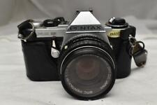 Pentax ME Super 35mm Film Camera With Pentax Lens