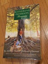 Katherine Paterson Treasury 3-1 (2001, hardcover) BRIDGE TO TERABITHIA,THE GREAT