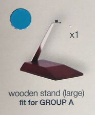 Hogan Standfuß aus Holz und Metall für große Hogan Modelle 1:200 90002