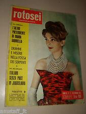 ROTOSEI=1959/5=PAULETTE=GIUSEPPE GUERRESCHI=MARCEL MOULOUDJI=ANNE HEYWOOD=