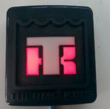 THERMO KING GREEN RED STATUS LAMP - REEFER UNIT Indicator Light
