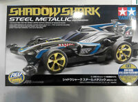 TAMIYA MINI 4WD TA95041 SHADOW SHARK STEEL METALLIC TELAIO AR