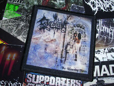 Agatus Patch Black Metal Zemial