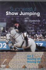 NEW DVD SUCCESSFUL SHOWJUMPING TIM STOCKDALE Vol 2
