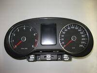 VW Polo 6R FSI Fis Mfa Tachimetro Gruppo Speedo Kombiinstrument 6R0920860D T194