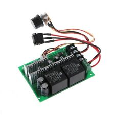 10-50V DC Motor Speed Controller Reversible PWM Control Forward Reverse Switch