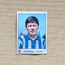 """FIGURINE PANINI """"CALCIATORI 1964-65"""" -  PASINATO / ........  - LECCO - REMOVED"""