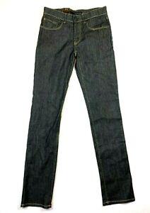 CALVIN KLEIN Skinny Jeans Men's Rinse Denim Mid-Rise Pants Size 30W 34L BNWT