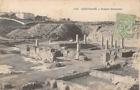 BR45939 carthage ruines romaines tunisia